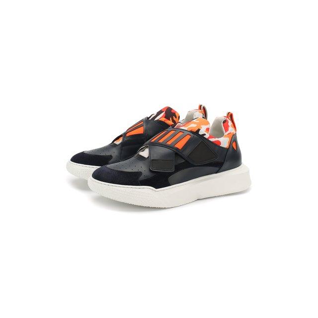 Кожаные кроссовки Rondinella — Кожаные кроссовки