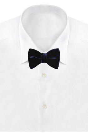 Мужской галстук-бабочка TOM FORD черного цвета, арт. 7TF01/4CH | Фото 2