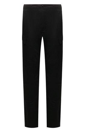 Мужской брюки-карго BALENCIAGA черного цвета, арт. 601170/TGQ07 | Фото 1