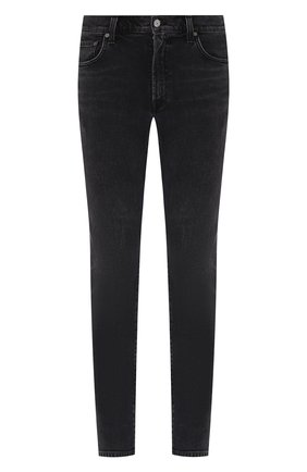 Мужские джинсы CITIZENS OF HUMANITY черного цвета, арт. 6140-1084 | Фото 1