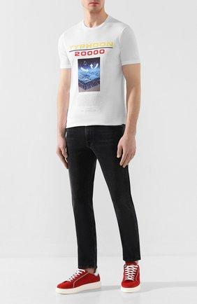 Мужские джинсы CITIZENS OF HUMANITY черного цвета, арт. 6150-1084 | Фото 2