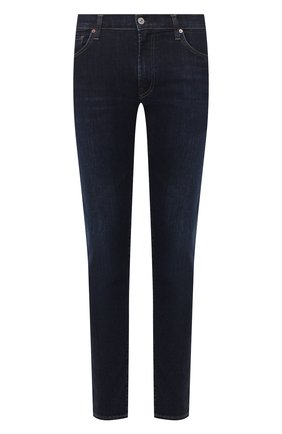 Мужские джинсы CITIZENS OF HUMANITY темно-синего цвета, арт. 6150C-372 | Фото 1