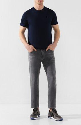 Мужские джинсы CITIZENS OF HUMANITY серого цвета, арт. 6180-502 | Фото 2