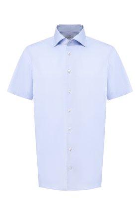 Мужская хлопковая сорочка VAN LAACK голубого цвета, арт. RIVARA-S-TFN/150046 | Фото 1