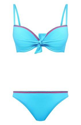 Женский раздельный купальник ANTIGEL бирюзового цвета, арт. EBA4393-EBA0793 | Фото 1