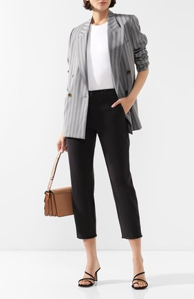 Женские джинсы RAG&BONE черного цвета, арт. W29271442 | Фото 2