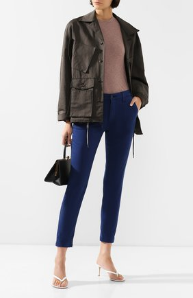 Женские брюки J BRAND синего цвета, арт. JB002706 | Фото 2
