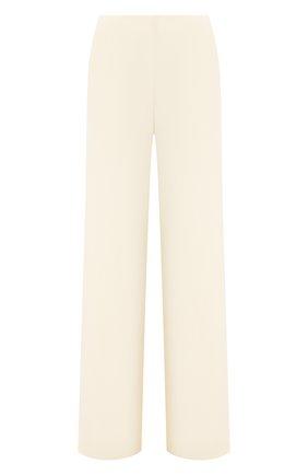 Женские брюки RALPH LAUREN кремвого цвета, арт. 290790460 | Фото 1