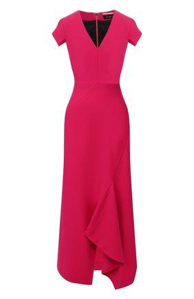 Женское платье ROLAND MOURET фуксия цвета, арт. PS20/S0840/F2196 | Фото 1