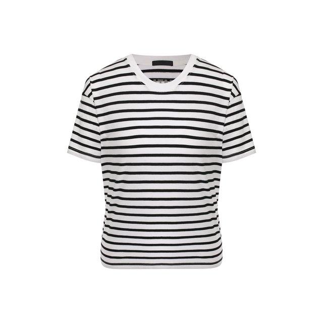 Хлопковая футболка ATM — Хлопковая футболка
