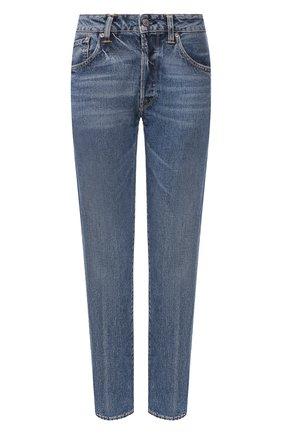 Женские джинсы GOLDEN GOOSE DELUXE BRAND синего цвета, арт. G36WP008.A1 | Фото 1