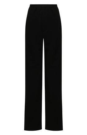 Женские брюки BALENCIAGA черного цвета, арт. 583824/TB011 | Фото 1