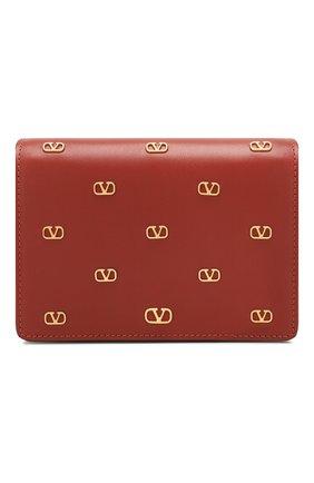Женская сумка valentino garavani vsky VALENTINO коричневого цвета, арт. TW2P0249/DRT | Фото 1
