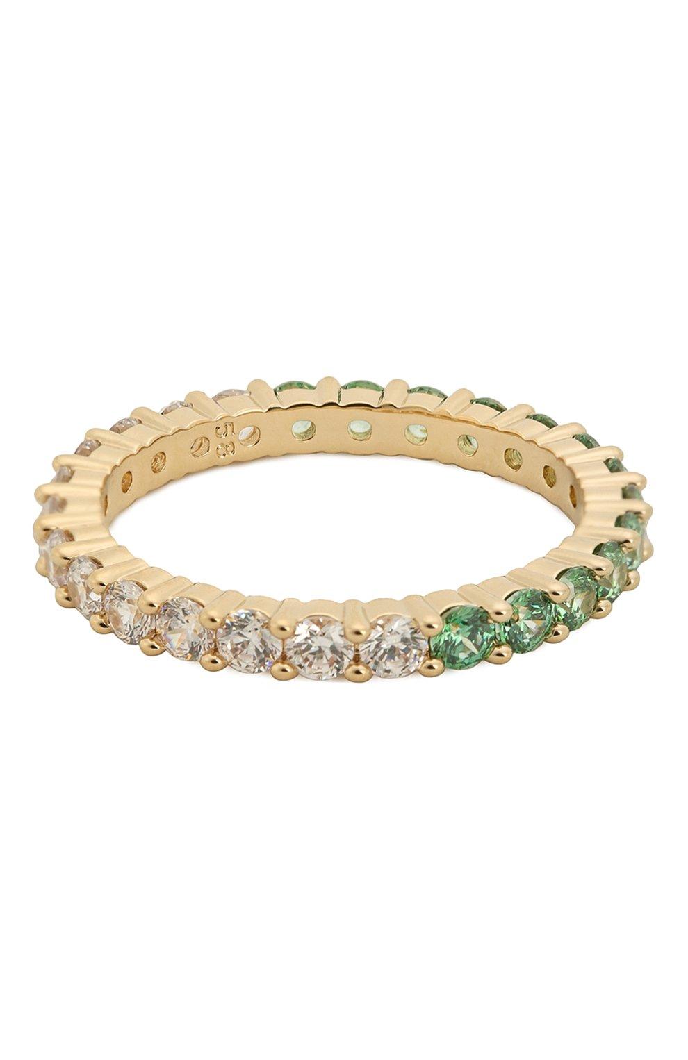 Женское кольцо vittore half SWAROVSKI золотого цвета, арт. 5539748 | Фото 1