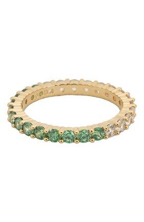 Женское кольцо vittore half SWAROVSKI золотого цвета, арт. 5539748 | Фото 2