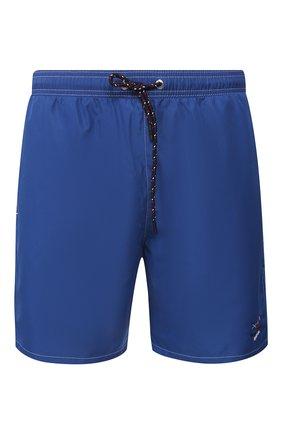 Детского плавки-шорты PAUL&SHARK синего цвета, арт. C0P5000/3XL-6XL | Фото 1