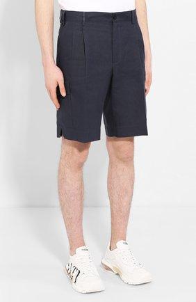 Льняные шорты | Фото №3