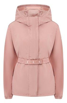 Женская куртка casse MONCLER розового цвета, арт. F1-093-1A739-00-C0382 | Фото 1