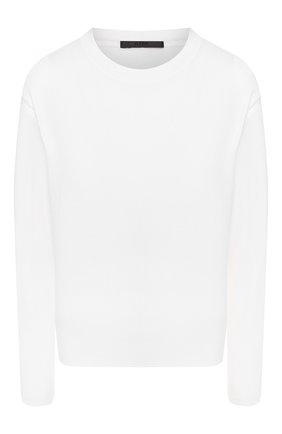 Женская пуловер ATM белого цвета, арт. AW1353-EC | Фото 1
