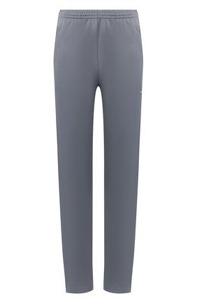 Женские брюки с лампасами BALENCIAGA серого цвета, арт. 601489/TGV04 | Фото 1