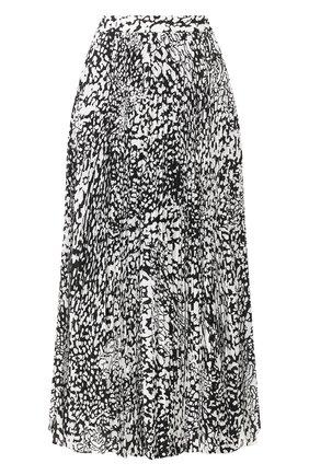 Женская юбка-миди ESCADA черно-белого цвета, арт. 5032972 | Фото 1