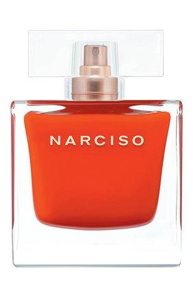 Туалетная вода narciso rouge NARCISO RODRIGUEZ бесцветного цвета, арт. 882885BP   Фото 1