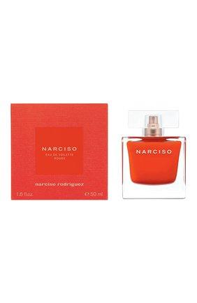 Туалетная вода narciso rouge NARCISO RODRIGUEZ бесцветного цвета, арт. 882885BP   Фото 2