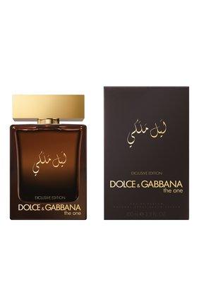 Мужской парфюмерная вода the one men royal night DOLCE & GABBANA бесцветного цвета, арт. 8545250DG | Фото 2
