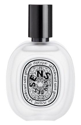 Женский парфюмерный спрей для волос eau des sens DIPTYQUE бесцветного цвета, арт. 3700431415189 | Фото 1
