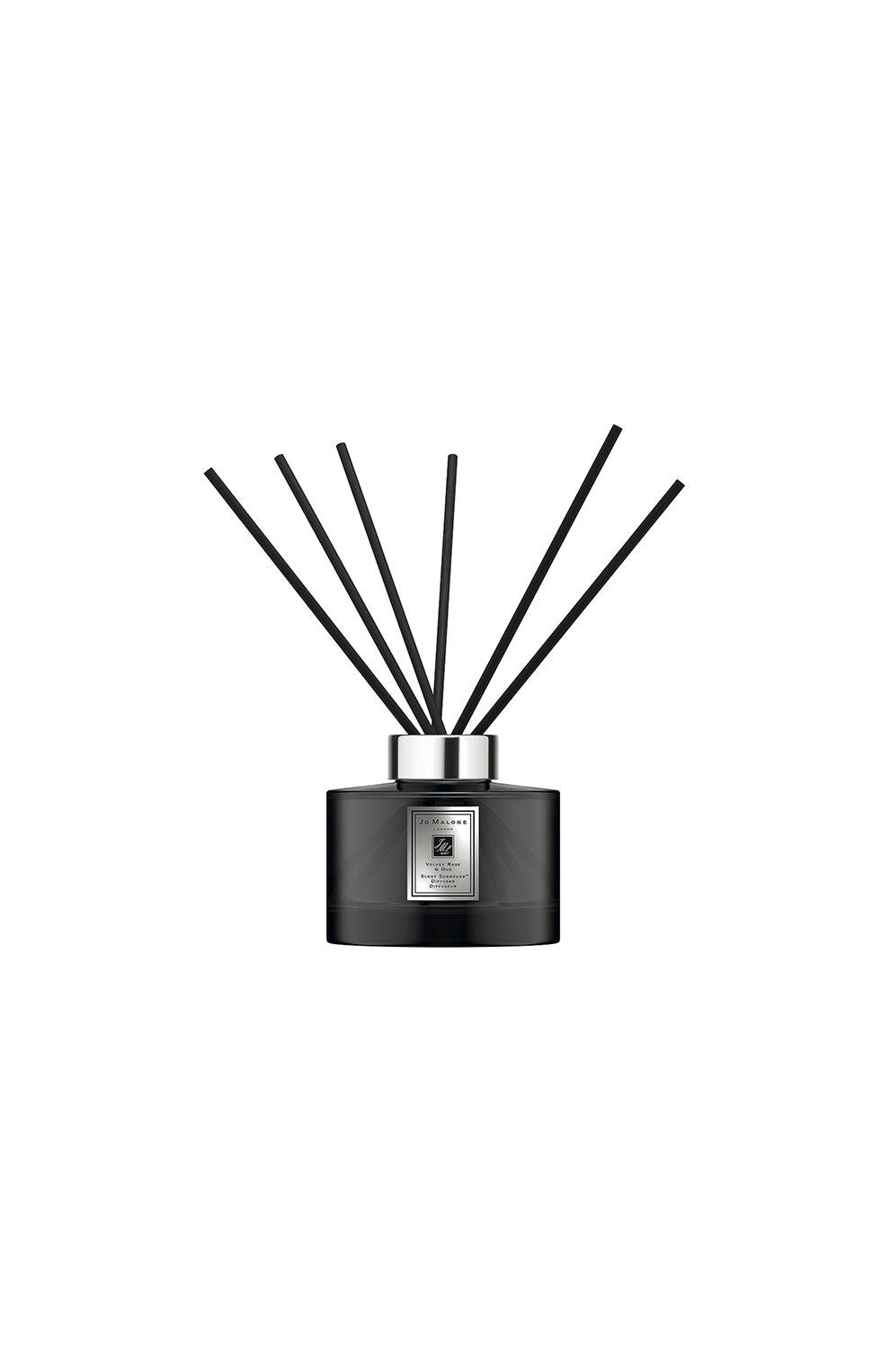 Мужского ароматный диффузор для дома velvet rose & oud JO MALONE LONDON бесцветного цвета, арт. L92X-01 | Фото 1