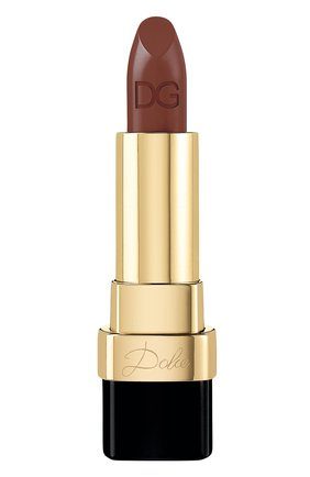 Женская губная помада dolce matte, оттенок 326 dolce cocoa DOLCE & GABBANA бесцветного цвета, арт. 8860250DG | Фото 1