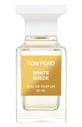 Женский парфюмерная вода white suede TOM FORD бесцветного цвета, арт. T779-01   Фото 1