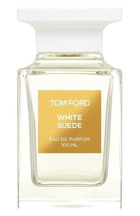 Женский парфюмерная вода white suede TOM FORD бесцветного цвета, арт. T8JM-01   Фото 1