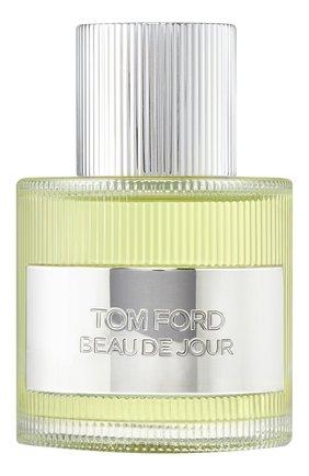 Мужской парфюмерная вода beau de jour TOM FORD бесцветного цвета, арт. T8EF-01 | Фото 1