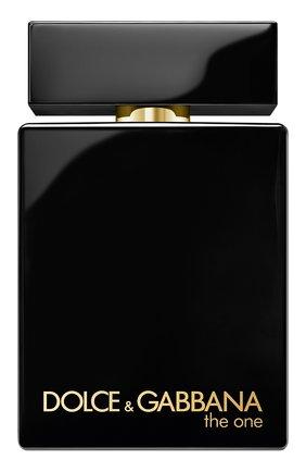 Мужской парфюмерная вода the one for men intense DOLCE & GABBANA бесцветного цвета, арт. 3051850DG | Фото 1