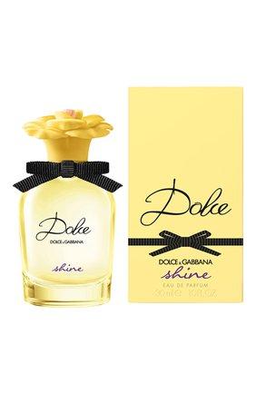 Женский парфюмерная вода dolce shine DOLCE & GABBANA бесцветного цвета, арт. 3003950DG | Фото 2