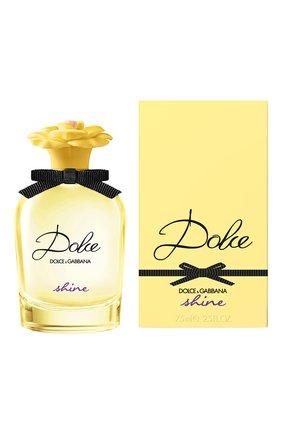 Женский парфюмерная вода dolce shine DOLCE & GABBANA бесцветного цвета, арт. 3005350DG | Фото 2
