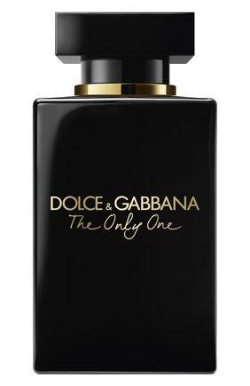 Женский парфюмерная вода the only one intense DOLCE & GABBANA бесцветного цвета, арт. 8966350DG | Фото 1