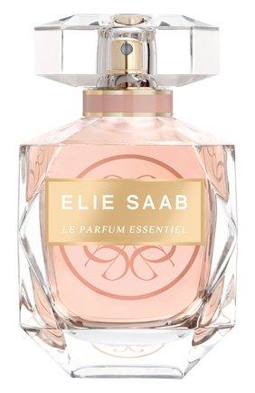 Женский парфюмерная вода le parfum essentiel ELIE SAAB бесцветного цвета, арт. 301715BP | Фото 1