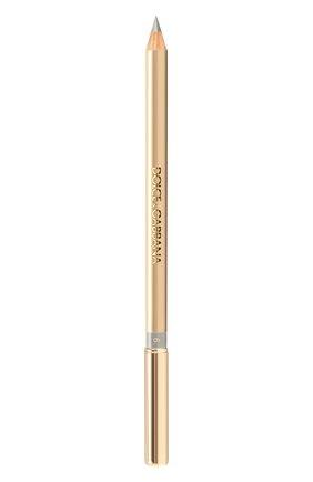 Женский карандаш для глаз, оттенок6 platinum DOLCE & GABBANA бесцветного цвета, арт. 3024495DG | Фото 1