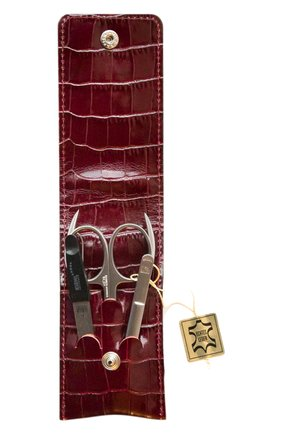 Женского маникюрный набор KIEHL SOLINGEN бесцветного цвета, арт. 9111Ci | Фото 1