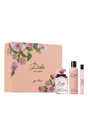 Женский набор dolce garden DOLCE & GABBANA бесцветного цвета, арт. 8969350DG | Фото 1