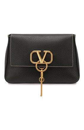 Женский клатч valentino garavani vring small VALENTINO черного цвета, арт. TW2B0G10/MVV | Фото 1