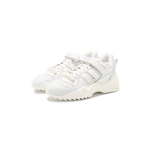 Кожаные кроссовки Maison Margiela — Кожаные кроссовки