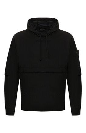 Мужская анорак STONE ISLAND SHADOW PROJECT черного цвета, арт. 721940504 | Фото 1
