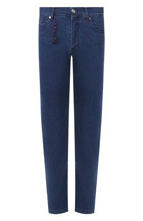 Мужские джинсы MARCO PESCAROLO синего цвета, арт. NERAN0M/41J18 | Фото 1