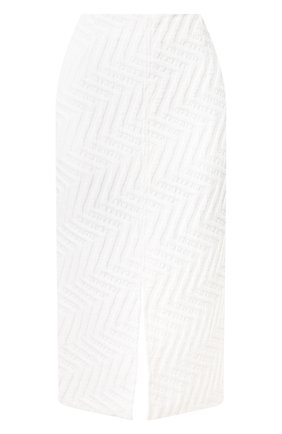 Женская юбка ROLAND MOURET белого цвета, арт. PS20/S0792/F0386 | Фото 1
