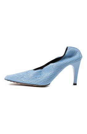 Кожаные туфли | Фото №2