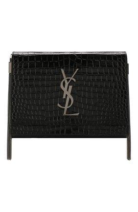 Женская сумка kate SAINT LAURENT черного цвета, арт. 593122/DND0R | Фото 1