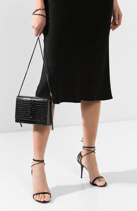 Женская сумка kate SAINT LAURENT черного цвета, арт. 593122/DND0R | Фото 2